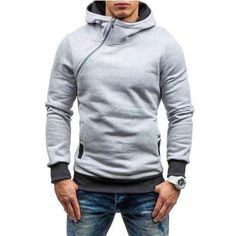 Hooded zipper