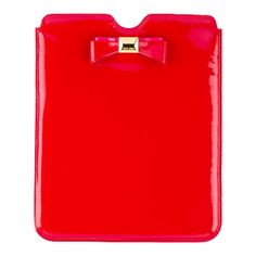 iPad case…see you can still be a Geek and have style haha!!! -K.S.