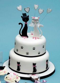 Gatitos #cakes #cats
