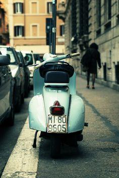 Quer foto mais italiana?!