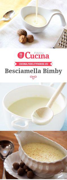 Besciamella Bimby