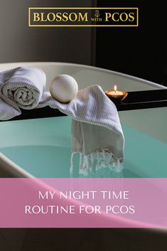 A beautiful, relaxing night-time routine for women with PCOS Relaxation Exercises, Night Time Routine, Pcos, Lifestyle Blog, Blogging, Beautiful, Women, Fashion, Moda