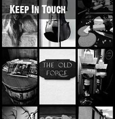 Keep in touch with The Old Forge