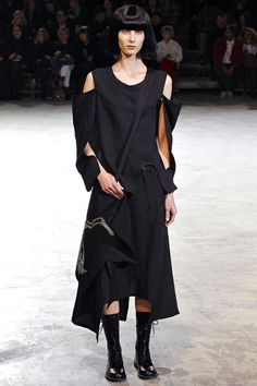 Yohji Yamamoto, Осень-зима 2013/14, Ready-To-Wear, Париж