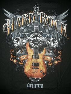 Hard Rock Cafe Vancouver T Shirt
