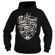 Its a DELAFUENTE Thing (Dragon) - Last Name, Surname T-Shirt