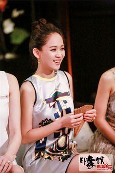 Actress Joe Chen  http://www.chinaentertainmentnews.com/2016/08/fair-lady-joe-chen.html