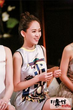 Actress Joe Chen  http://www.chinaentertainmentnews.com/2016/08/fair-lady-joe-chen.html