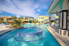 Jewel Paradise Cove Beach Resort and Spa in Jamaica. This is where I will be spending Spring Break!