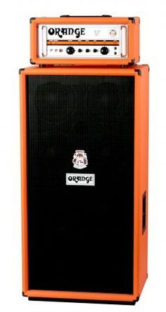 "8X10"" 1600 watt Orange Amp Cabinet this is extreme"