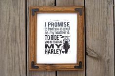 Hey, I found this really awesome Etsy listing at https://www.etsy.com/listing/177125122/biker-vows-linocut-print-on-8x10-white