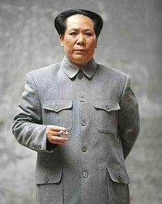 chairman mao required to be on display in every chinese home learning from the past pinterest history historical photos and cold war