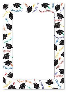 ESPAÇO EDUCAR: Bordas coloridas para fazer diploma de formatura da Educação Infantil - Molduras coloridas de formatura