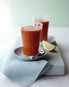 Read Whole Living's Vegetable Juice recipe. Also find healthy breakfast, lunch, snack, dinner & dessert recipes, plus heart healthy food & weight loss recipe ideas at WholeLiving.com.
