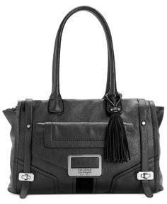 GUESS Handbag, Westbrook Satchel - Satchels - Handbags & Accessories - Macy's