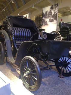 1901 Columbia Victoria electric car