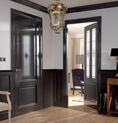 Skantrae lambrisering Prestige serie, past perfect bij de Prestige serie binnendeuren van Skantrae
