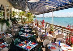 Clearwater Beach Restaurants, Beach Dining near Tampa
