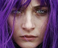 character inspiration, young adult, story inspiration, purple hair