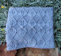 ON SALE Fairy Leaves Baby Blanket Knitting by BiggerthanlifeKnits Summer Knitting, Baby Knitting, Crochet Baby, Knitted Baby Blankets, Knitted Scarves, How To Purl Knit, Knit Purl, Hand Knit Scarf, Knitting Patterns Free