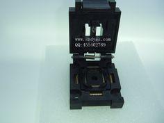 63.75$  Watch now - http://alinn3.worldwells.pw/go.php?t=32686718631 - IC test block QFP64 seat TQFP64 seat IC FPQ-64-0.5-06 test block 63.75$