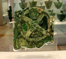 The Antikythira Device, an Ancient Calculator: Out-of-place Artifacts (OOPArt)
