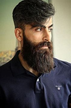 Full Beard Styles for A Badass Manly Look In 2020 Daily Dose Of Awesome Full Beard Styles From Beardoholic Long Beard Styles, Beard Styles For Men, Hair And Beard Styles, Hair Styles, Full Beard, Epic Beard, Men Beard, Moustaches, Best Beard Balm