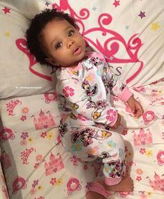 Cute Mixed Babies, Cute Black Babies, Beautiful Black Babies, Cute Little Baby, Pretty Baby, Cute Baby Girl, Beautiful Children, Cute Babies, Baby Kids