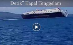 Video Detik-detik Kapal KM Sinar Bangun Tenggelam di Danau Toba