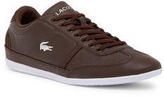 ef57496b902271 Lacoste Misano Sport 118 Leather Sneaker