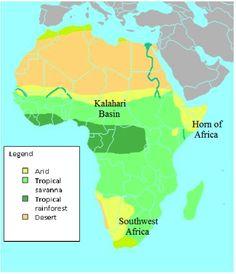 Vegetation in Africa Africa Pinterest Africa