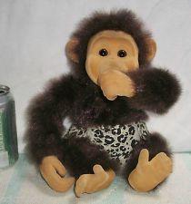 little monkey lost toy -