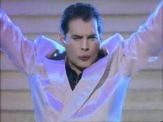 """The song was repopularized in 1987 by Freddie Mercury, the lead singer of the rock band Queen. Freddie's version reached #4 on the UK Singles Chart. His music video for the song became one of the most well-known of his career. It featured Mercury in many of his Queen guises through video medium over the years, including visual re-takes of """"Bohem..."""