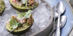 Sergio Herman is een groot fan van avocado's.Vooral het vettige van de avocado in combinatie met paling vind hij onweerstaanbaar. Wel zeer...