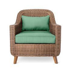 Mayhew All Weather Wicker Patio Club Chair - Threshold™