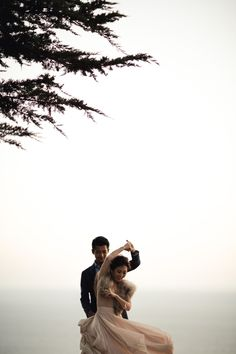 First dance, Big Sur - Kristen Victoria Photography