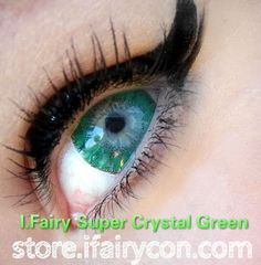 Wearing I.Fairy Super Crystal Green Ship Worldwide . Available in colors Grey, Brown, Pink, Blue and Violet too. Priced at USD 16 per pair is a steal !!! Visit our store at store.ifairycon.com #colorcontacts #circlelenses #circlelens #makeup #contacts #cute #eyes #bigeyes #doll #anime #coloredcontacts #gaijingyaru #prettyeyes #ulzzang #cosplay #gyaru #kawaii #korean #koreanmakeup #asian #beauty #instabeauty #SmileWithYourEyes #ifairycon #ifairy #greencontacts #greencolorlens #lenses