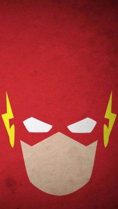 TV Series The Flash iPhone Wallpaper >>> Click for original size <<<