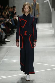 LOOK | 2015-16 FW NY COLLECTION | LACOSTE | COLLECTION | WWD JAPAN.COM
