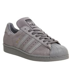 2015 New Adidas Sneakers Collection - Adidas Superstar 80s City Pack Stone Grey Berlin For Cheap