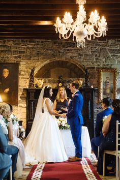 Gorgeous Groom and Beautiful Bride, James & Yarissa, at Ballyseede Castle for their extraordinaire with The Rev, Beautiful Bride, Destination Wedding, Groom, Castle, Wedding Dresses, Fashion, Bride Dresses, Moda