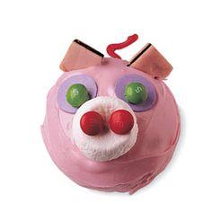 Little Pig Cupcakes