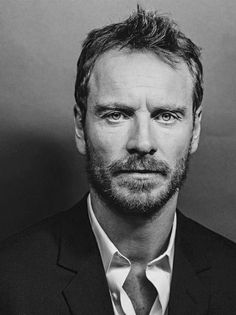 """""""Even if I'm playing a superhero, it has to be steeped in reality"""" -Michael Fassbender"""