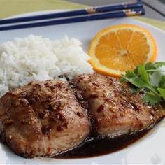 Ginger Glazed Mahi Mahi Allrecipes.com