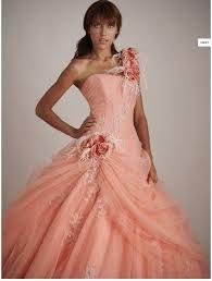 vestidos color rosa salmon - Buscar con Google