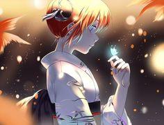 insta -okita x kagura Kamui Gintama, Anime Manga, Anime Art, Gintama Funny, Fanart, Okikagu, Kawaii, China Girl, Papa Francisco