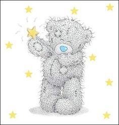 Tatty Teddy is a Star!!!