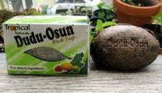 Dudu-Osun Black Soap has proven to be one of the best African Black Soaps to Clear Up Skin Blemishes