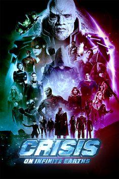[FAN ART] Crisis on Infinite Earths by dan zhbanov Series Dc, Dc Comics Series, Flash Tv Series, The Flash, Flash And Arrow, Supergirl Dc, Supergirl And Flash, Arrow Tv, Team Arrow