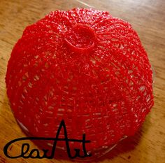 ClarArt - creations & ideas: 3D Pen ramen jewel box
